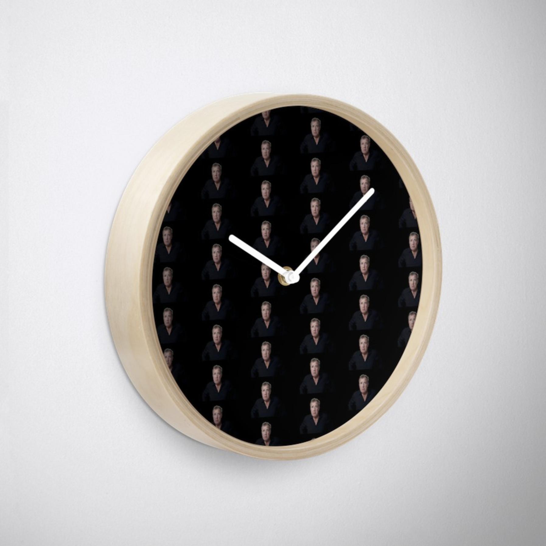 The Jeremy Clarkson Clock