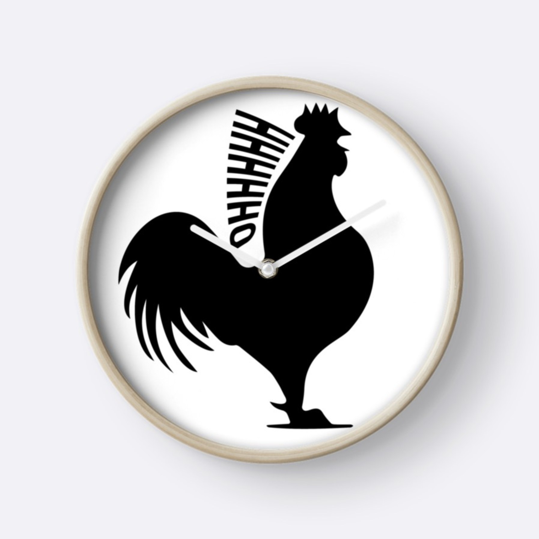 The Oh Cock Clock