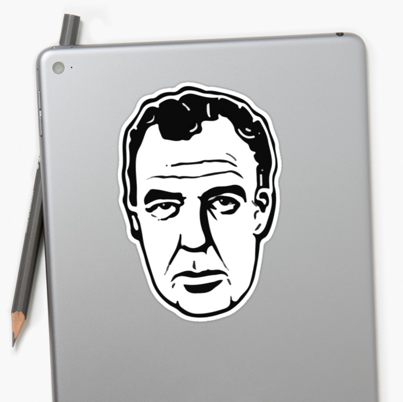 CLARKSON'S FACE - Available on 43 products including stickers, t-shirts, hoodies, cases and kids onesies