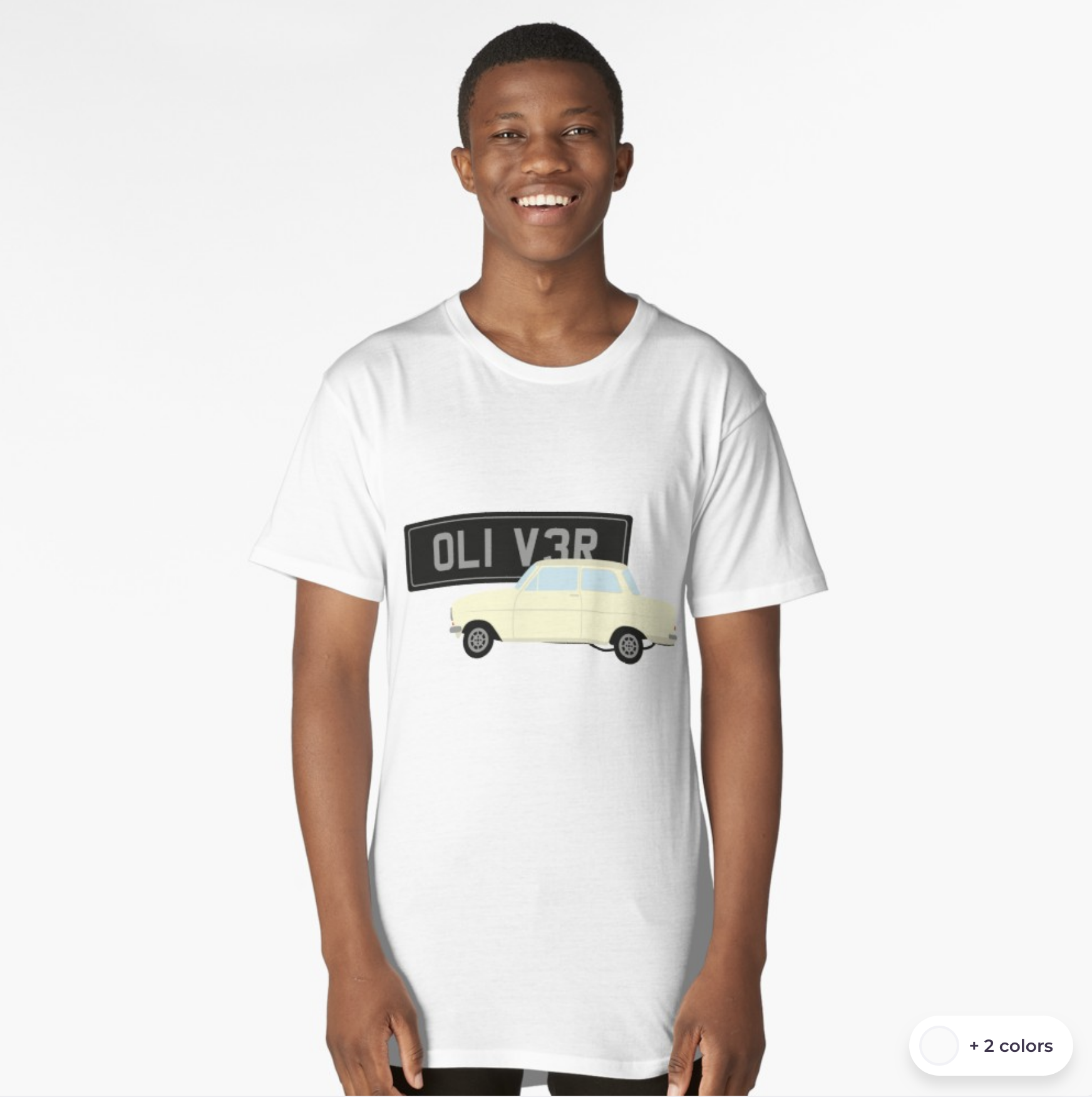 OLIV3R - Available on 53 products including t-shirts, stickers, mugs, cases and pillows
