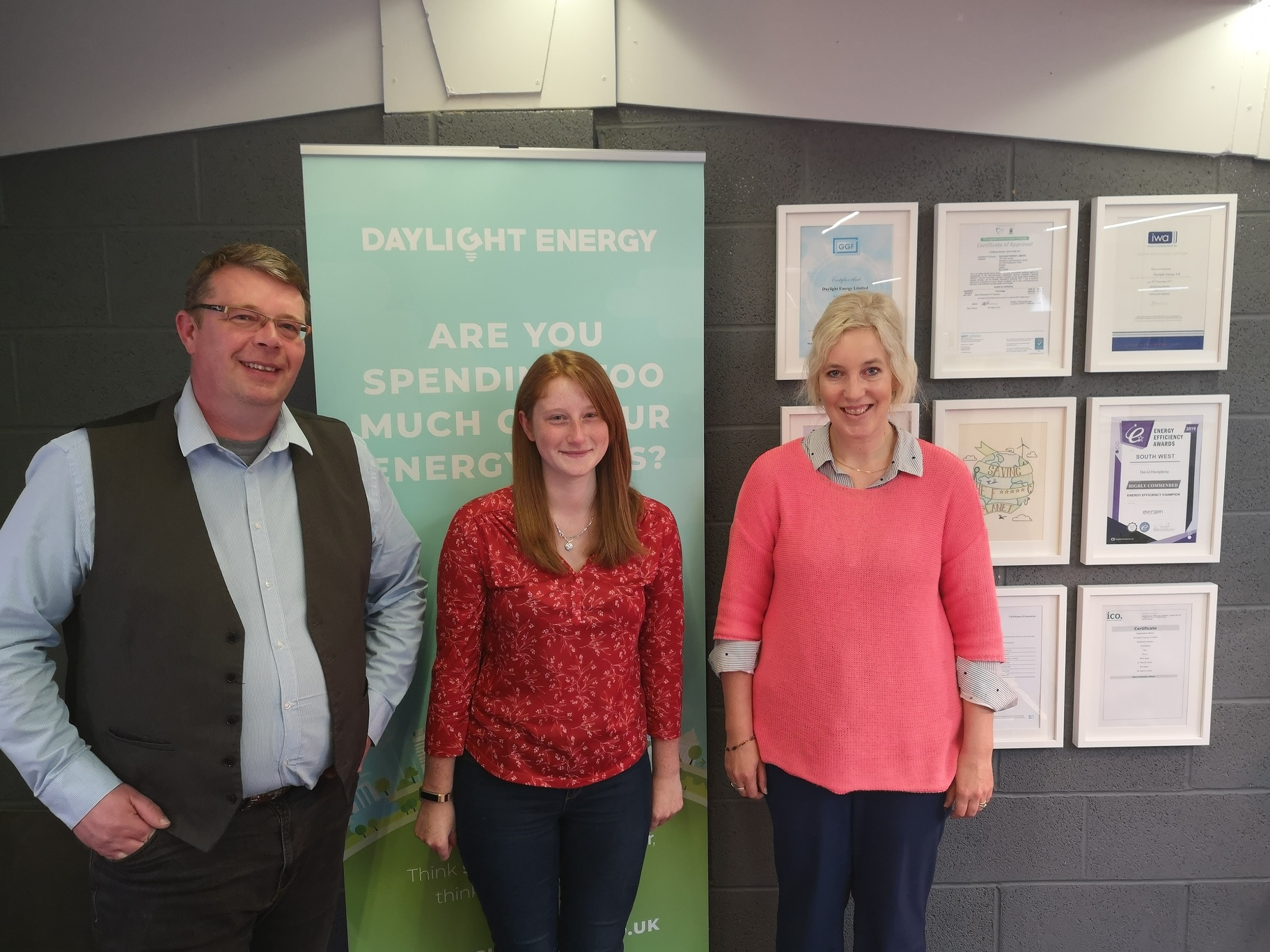 3 new team members for Daylight Energy