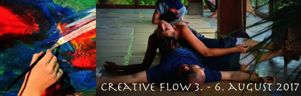 Creative Flow - Aug 3rd - 6th 2017, Norway