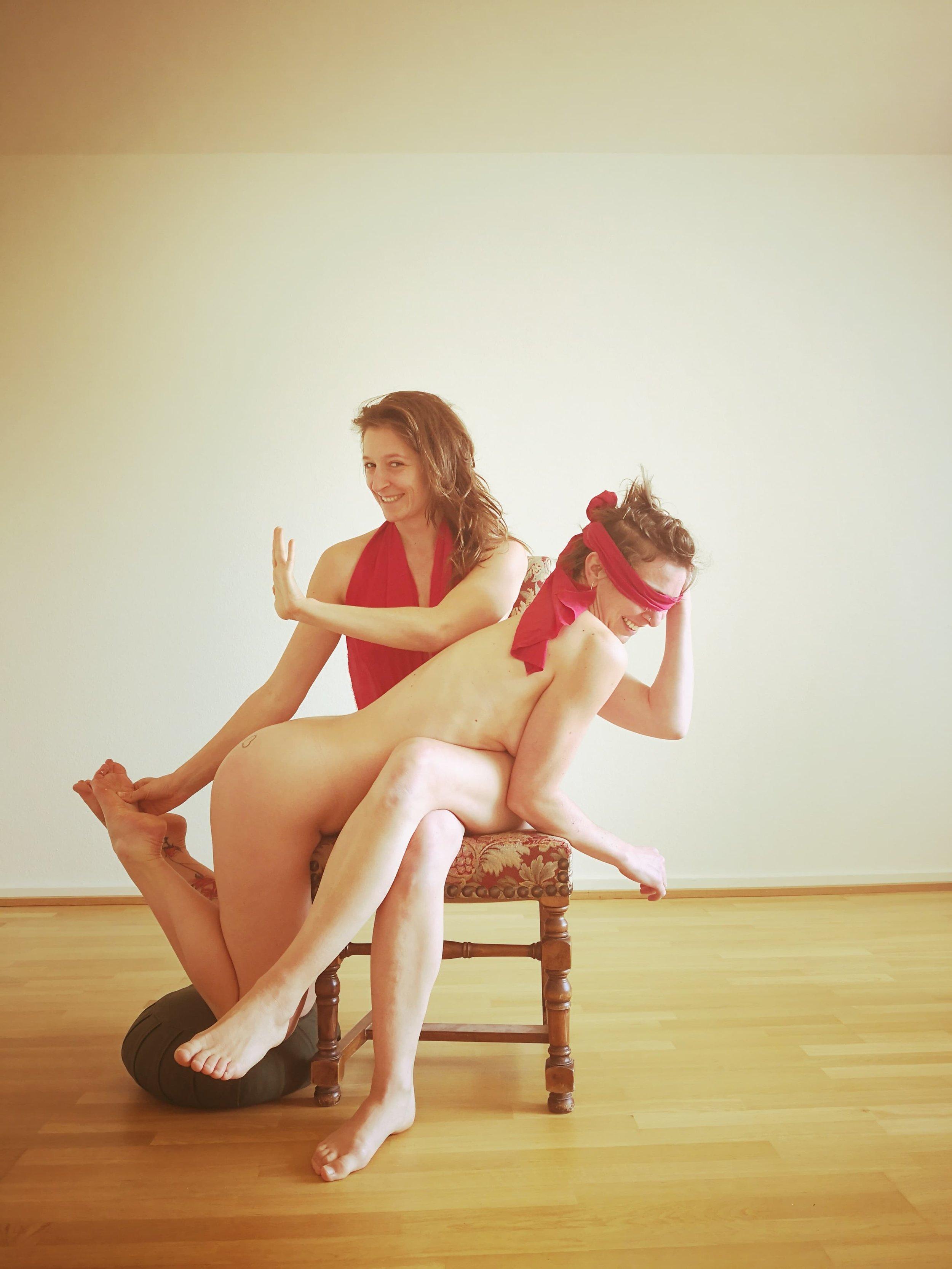 Kinky Wellbeing Massage - August 31st 2019, Basel - Switzerland10am - 6pm