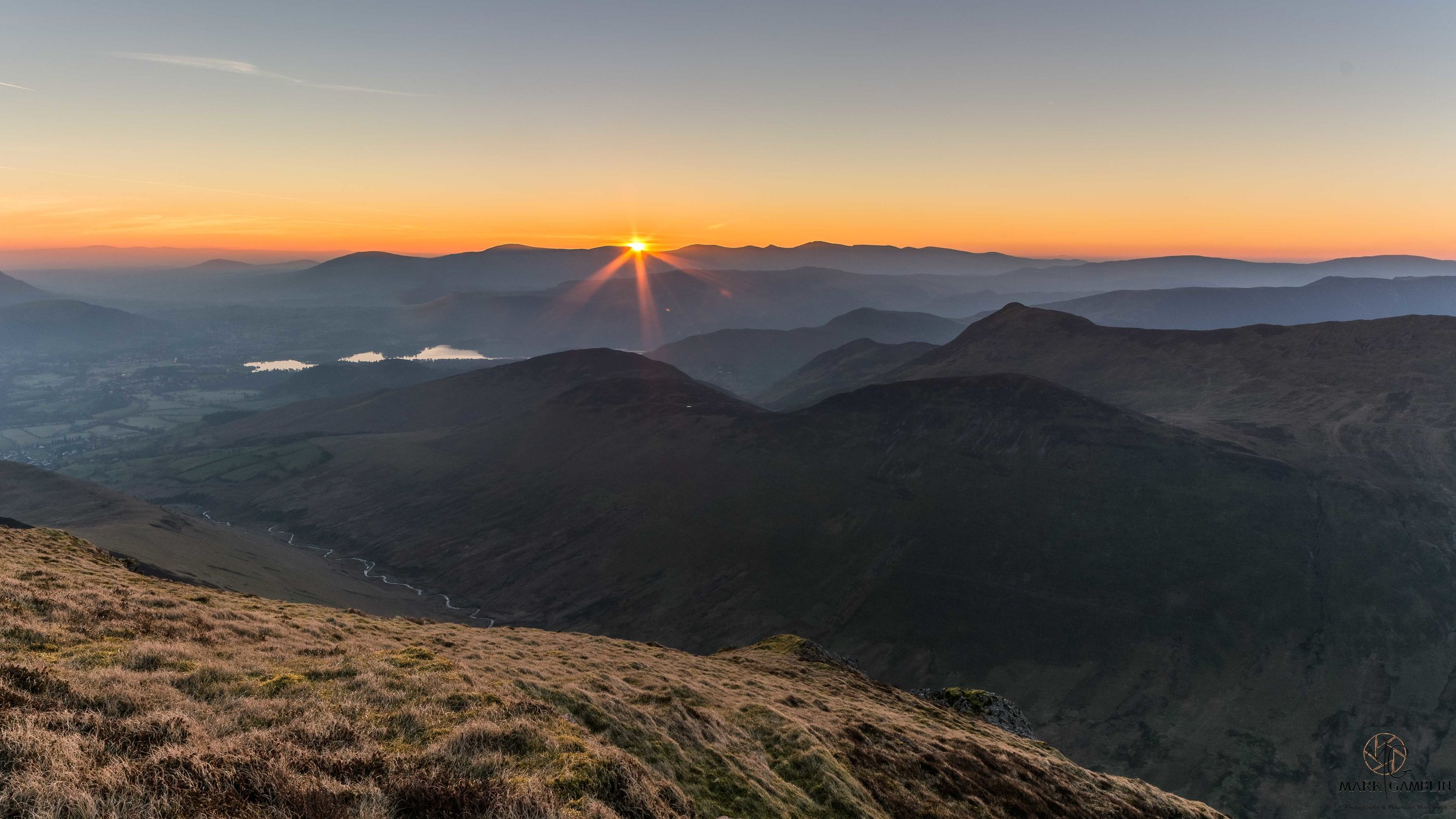 date to be confirmed -Grisedale pike sunrise photo walk - Have you ever wanted to watch the sunrise from the top of a mountain in the Lake District? Join me on a guided sunrise photo walk to the top of one the greatest fells in the Lakes. With stunning panoramic views, Grisedale Pike is the perfect setting for a stunning Lakeland sunrise£30 per person