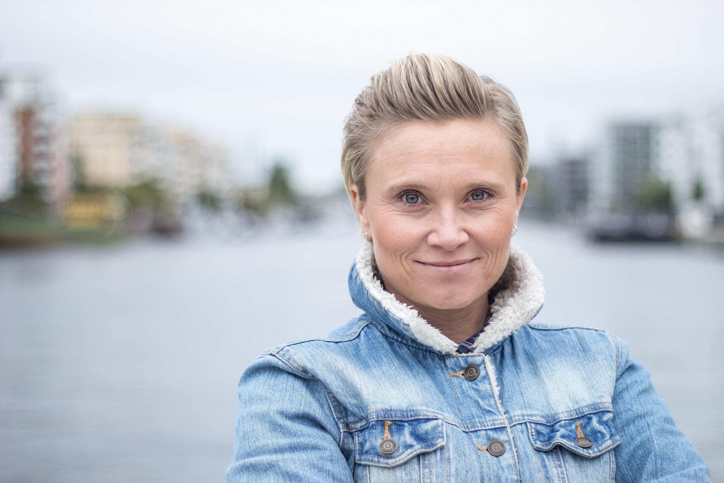 Sandra Backlund grundade SallyHill 2012