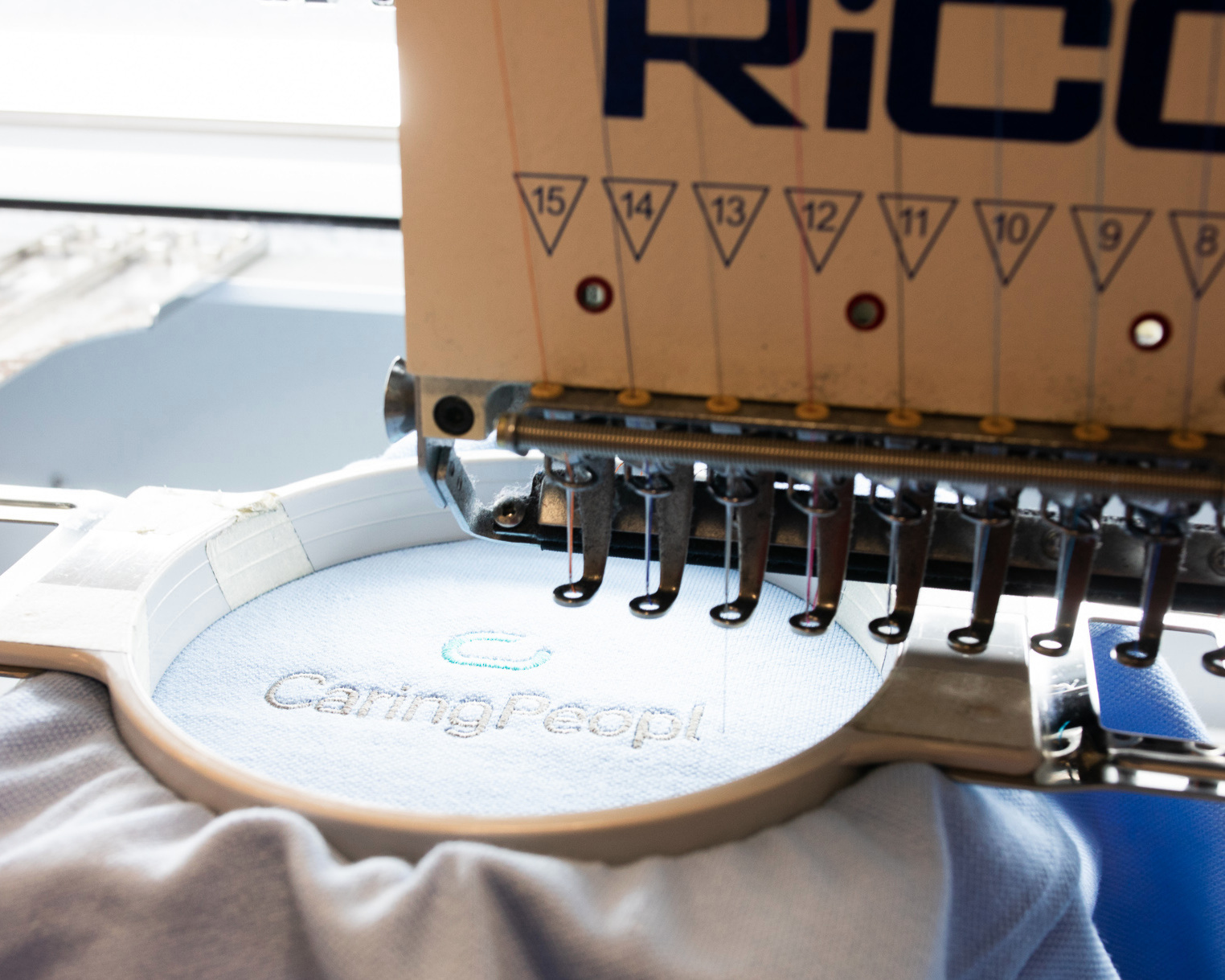 EMBROIDERY SERVICES - Create a classy, upscale look! With a wide range of high-quality custom embroidery solutions, we have just what you need for your marketing strategies, events and staff.
