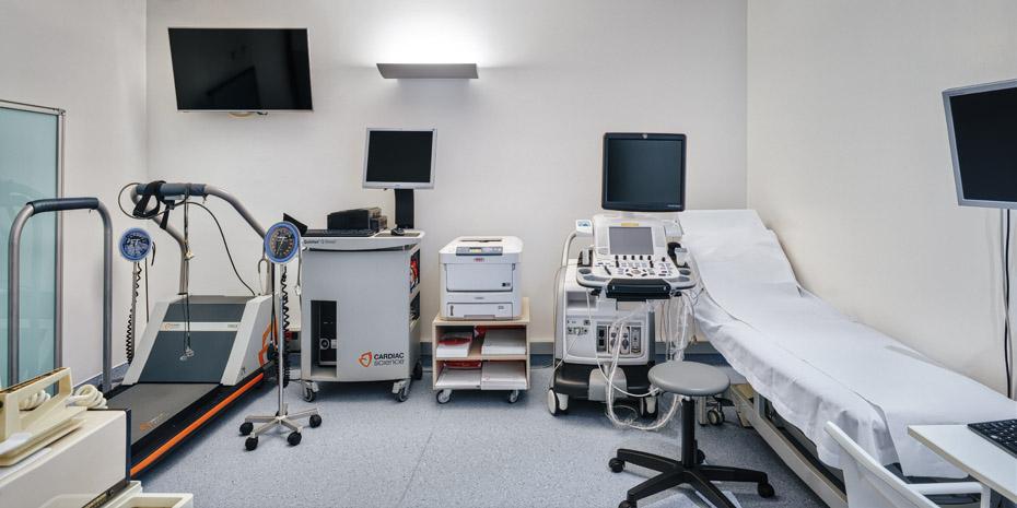 Exames - Realizamos diversos exames complementares de Cardiologia, Pneumologia, Cirurgia Vascular e Ginecologia.