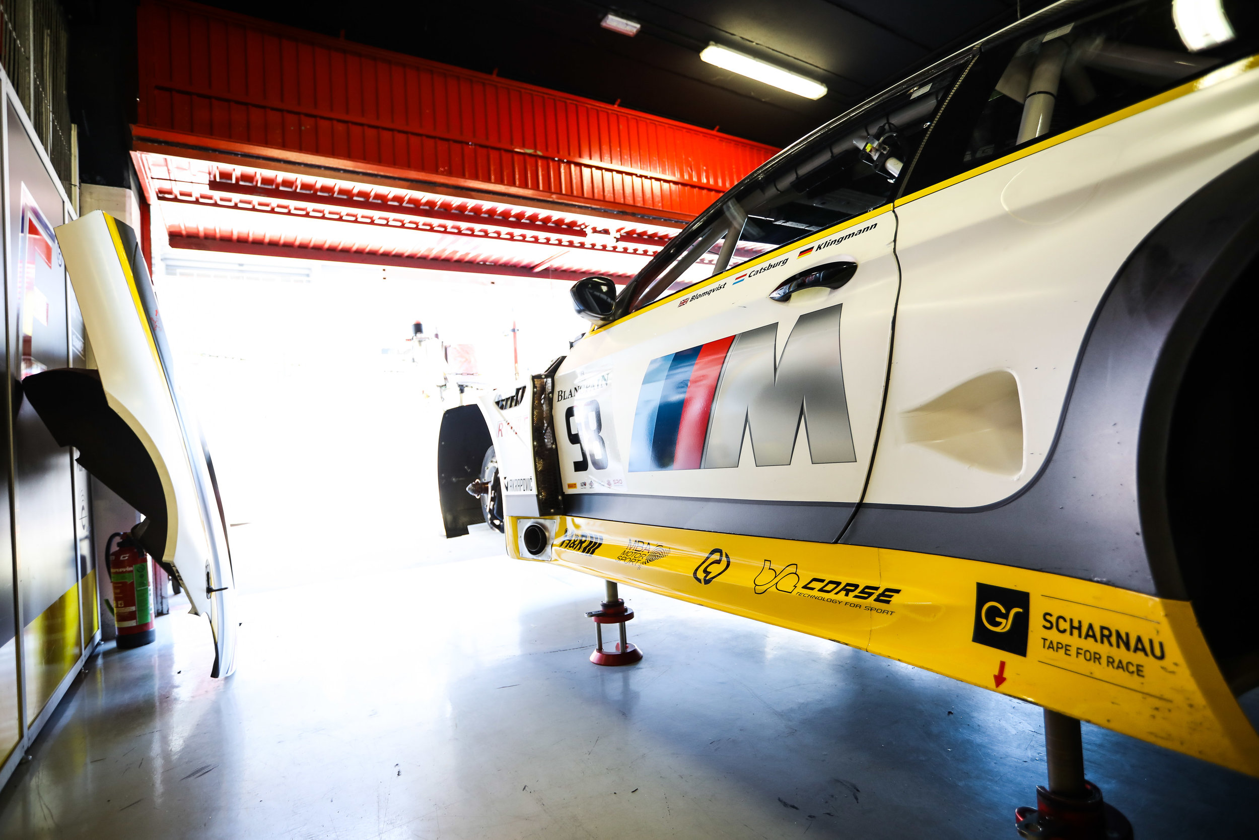 BSA Corse Racing Team consultancy