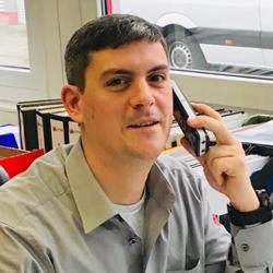 BSA Corse Sales Director Stefan Schuetz