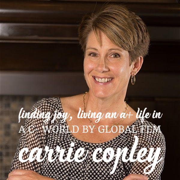 Finding Joy by Carrie Copley