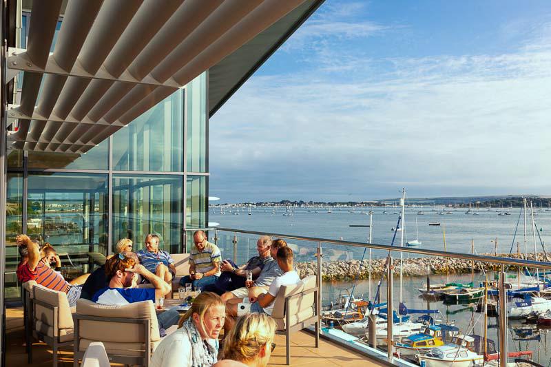 Parkstone Yacht Club during Zhik Poole Week 2018, 20180830385.jpg