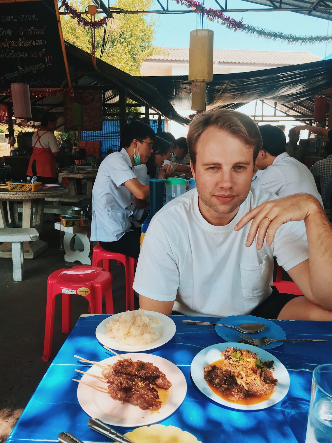 The Foodie Guide to Chiang Mai Thailand - Adventure Claire - Lab Lung Noi - Claire Eliza