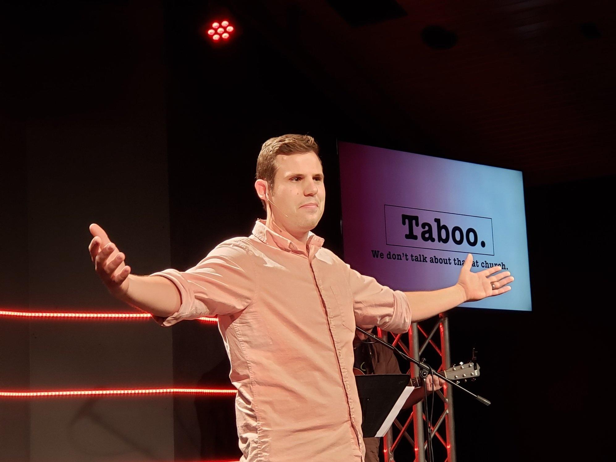Pastor Justin Kurtz - Lead Pastor