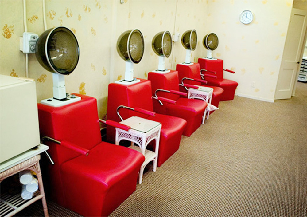 Red Dryers