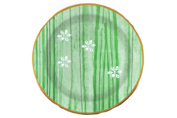 Emerald Plate