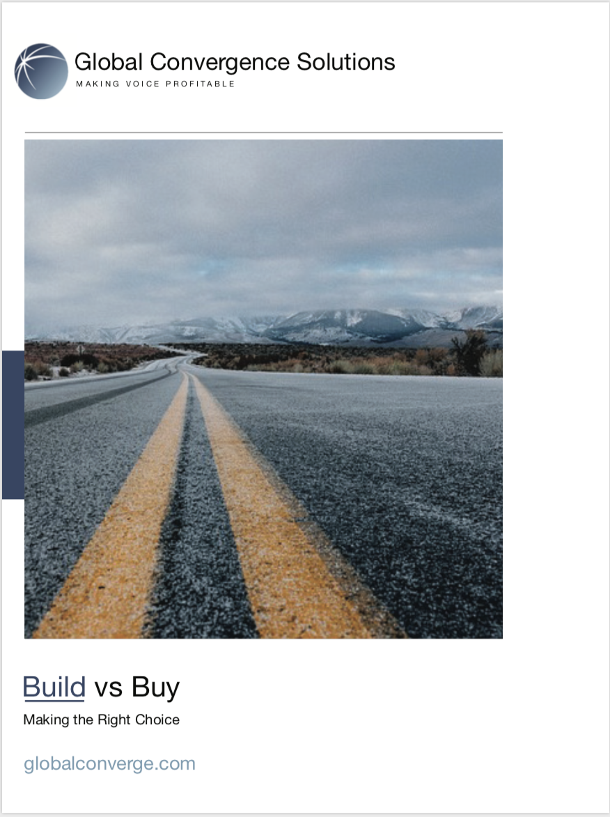 <p><strong>Build VS Buy</strong>Making the Right Choice</p>