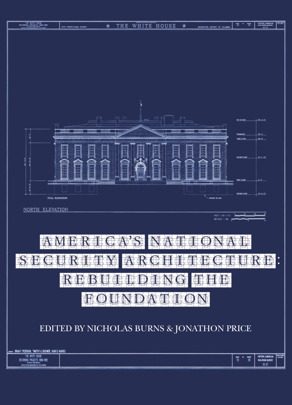 America's National Security Architecture - In August 2016, the Aspen Strategy Group examined how to reform America's national security decision-making process. The papers in this volume provide practical solutions to repair the key functions of Washington's executive departments, agencies, and advisory bodies responsible for shaping U.S. foreign policy and national security.Contributors include Nicholas Burns, Joseph S. Nye, Jr., Douglas Stuart, Graham Allison, Niall Ferguson, John Sawers, Leah Joy Zell, Zoë Baird, Christopher Kirchhoff, Julianne Smith, Stephen Hadley, Tom Pritzker, James B. Steinberg, Jane Holl Lute, James Cartwright, Dov S. Zakheim, Robert D. Blackwill, Jennifer M. Harris, John Dowdy, Kirk Rieckhoff, and Peter Feaver.Published: January 10, 2017