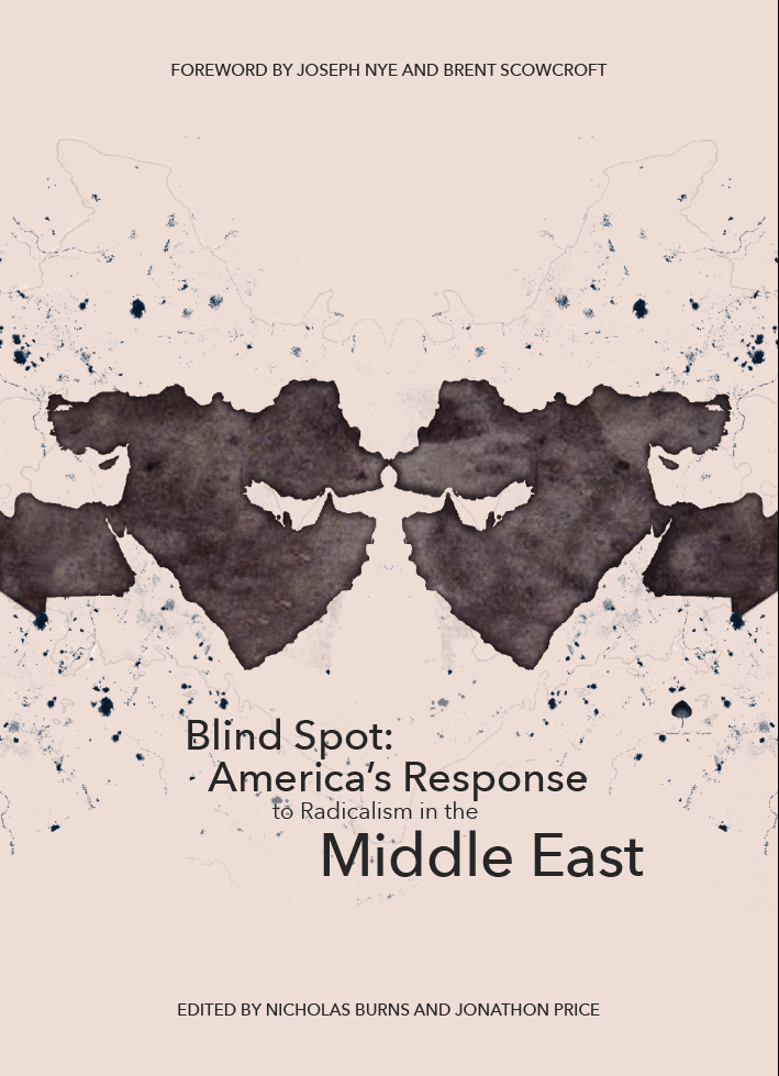 Blind Spot - This edition is a collection of papers commissioned for the 2015 Aspen Strategy Group Summer Workshop. In response to the evolving challenges extremist groups present in the Middle East, more than 70 leaders in academia, business, government, and journalism convened in Aspen, Colorado, in August 2015, to analyze the implications of radicalism in the Middle East. The book begins by exploring the roots and appeal of extremism in the Arab world, discusses the future of the Islamic State of Iraq and Syria (ISIS), and outlines strategies to counter ISIS and the threat of Islamic extremism in general. The essays that make up this book capture a range of opinions on the roots, drivers, and sustainability of radical groups in the Middle East.Contributors include: James E. Cartwright, Jared Cohen, Peter Feaver, Michèle Flournoy, Richard Fontaine, Shadi Hamid, David Ignatius, Vali Nasr, Farah Pandith, Frances Townsend, Graeme Wood, Philip ZelikowPublished: May 10, 2016