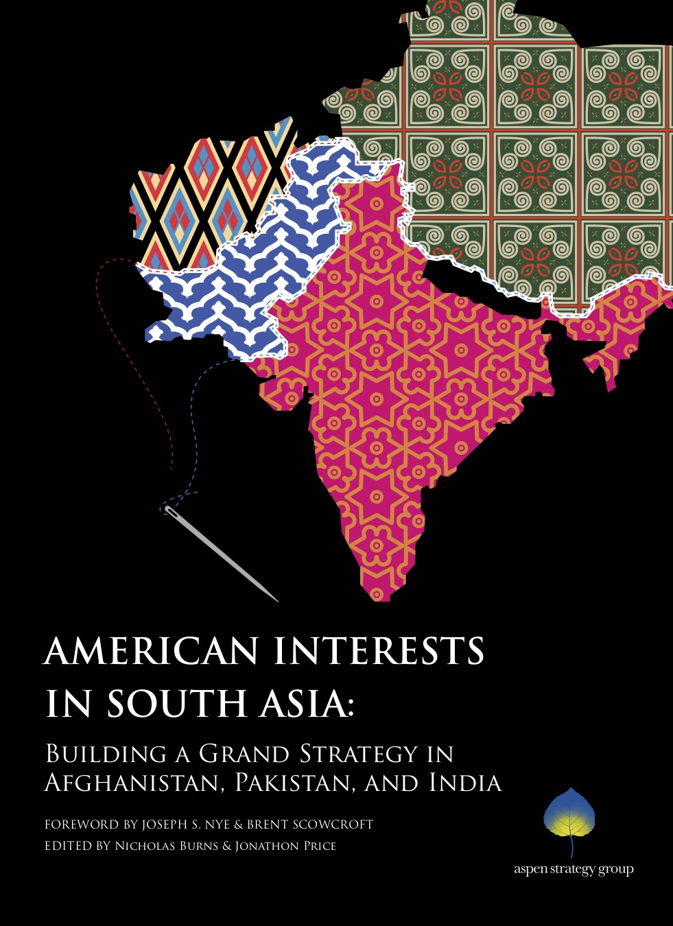 american interests in south asia - This edition contains a collection of commissioned papers that provide an intensive exploration of the interconnected national security challenges posed by the events in Afghanistan, Pakistan, and India. Chapters focus on the lessons from history and balance of power in the region, the current strategy in Afghanistan, the effect of American foreign assistance and private sector development, and the implications for the United States of India-Pakistan relations Together, these chapters seek to further collective understanding of the current issues facing the region and help policymakers find a way to cope with what has become one of America's most pressing security problems.Contributors include: Samina Ahmed, Nancy Birdsall, Robert D. Blackwill, James Dobbins, John Dowdy, Wren Elhai, Andrew Erdmann, Nathaniel Fick, Molly Kinder, Clare Lockhart, Anja Manuel, Michael O'Hanlon, and Meghan O'SullivanPublished: September 20, 2011