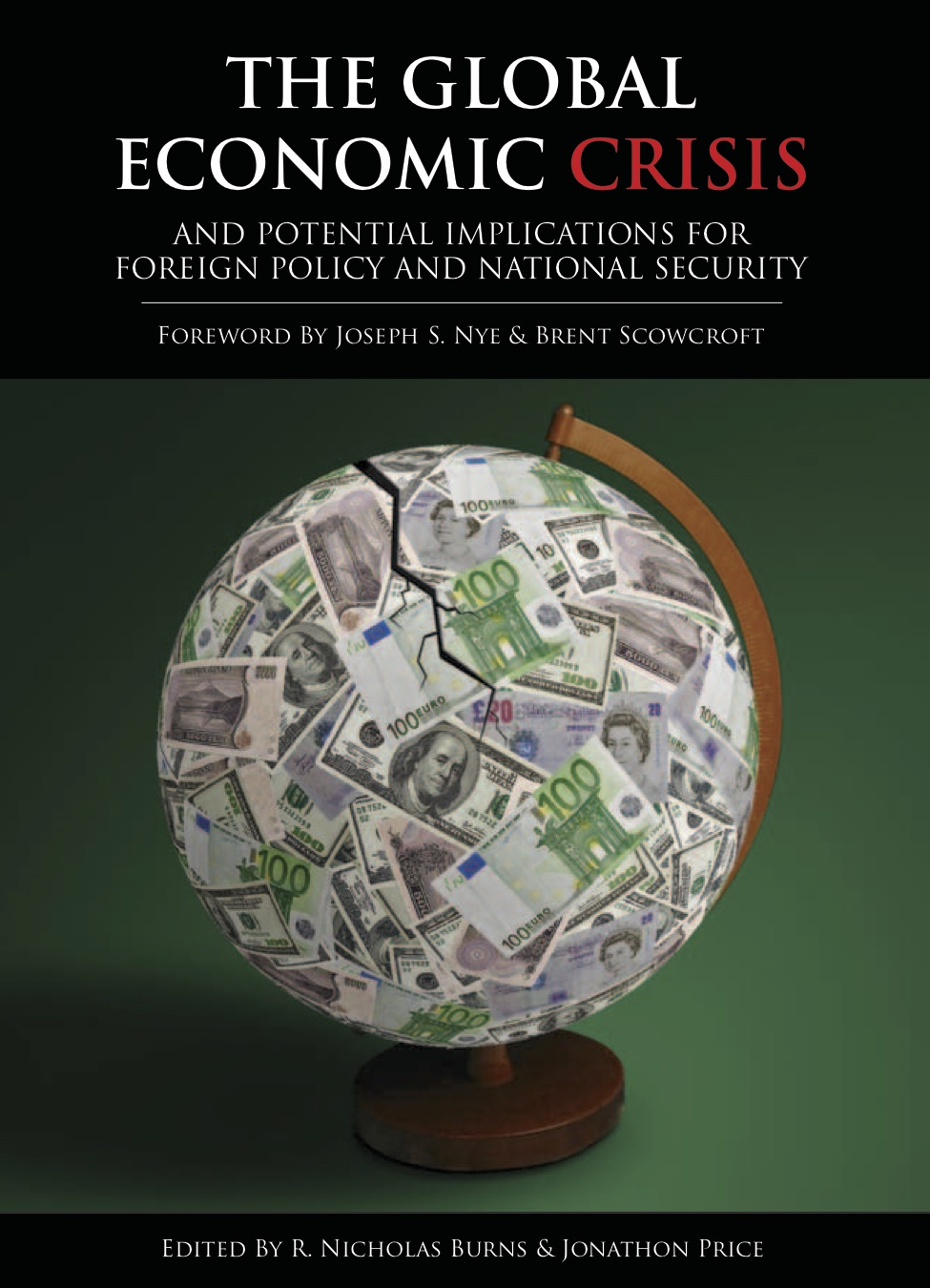 the global economic crisis - This book, a collection of papers prepared for the 2009 summer Aspen Strategy Group conference, addresses the critical intersection of the global financial recession and its potential impact on America's foreign policy and national security. The authors explore the possible shift in global power, the changing relationship between the U.S. and China, and the impact on America's development policy. They also assess the capacity of domestic and international institutions to respond to the crisis.Contributors include Richard Cooper, Kemal Dervis, Martin Feldstein, Michael Green, David Leonhardt, Sylvia Mathews Burwell, David McCormick, Laura Tyson, and Bruce StokesPublished: February 18, 2010