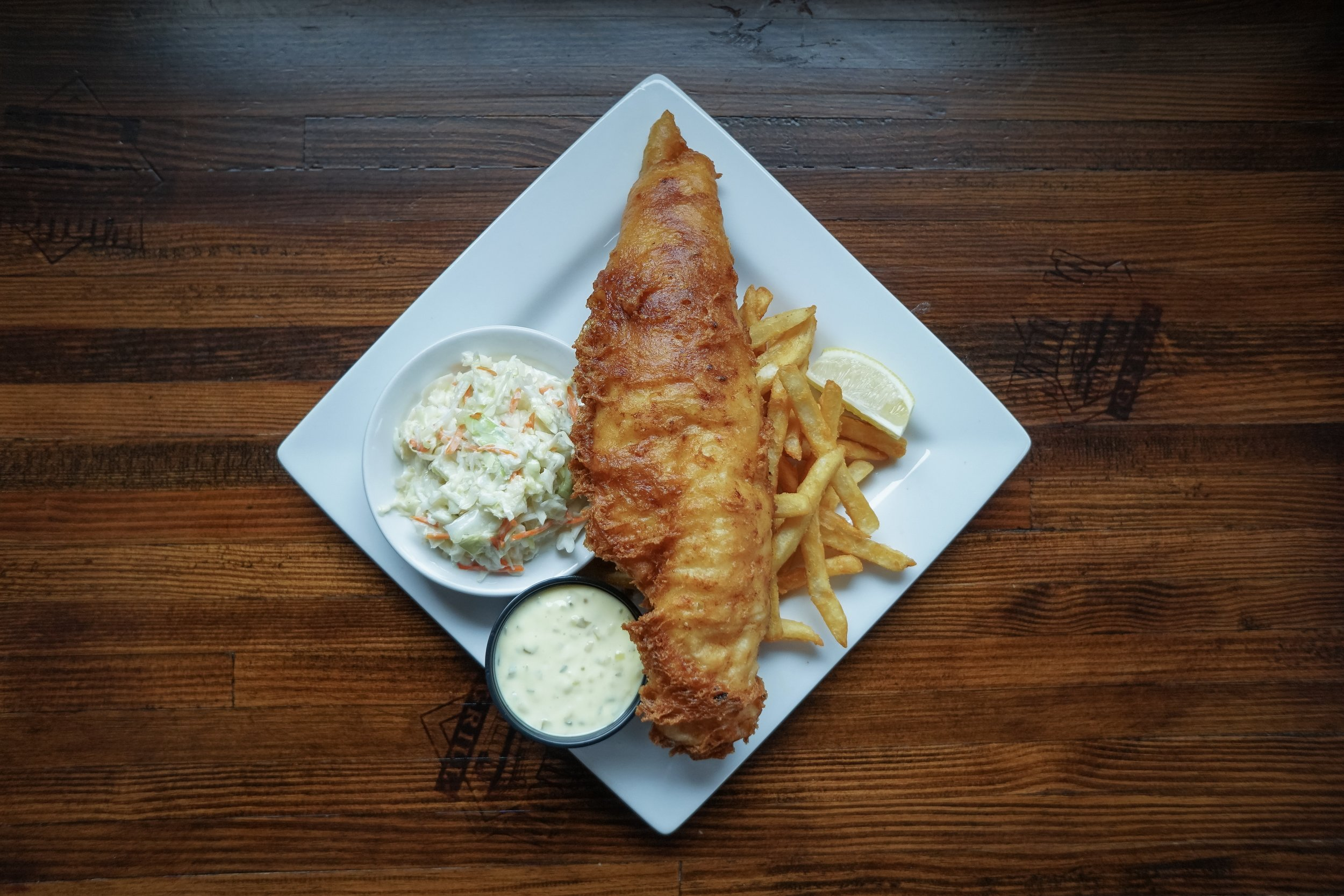 Fish Fry Fridays & Wednesday