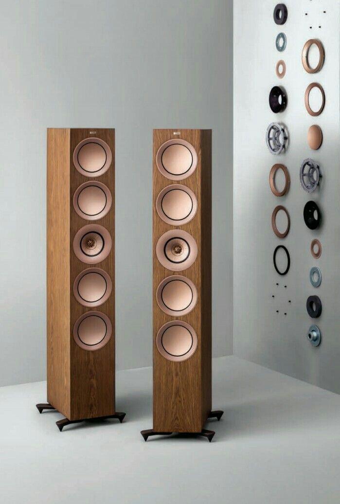 Kef R11 speaker