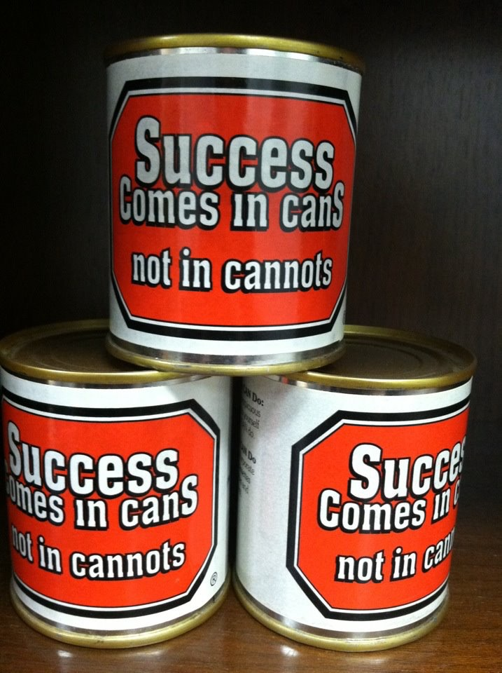 I CAN - The legacy your success depends upon.