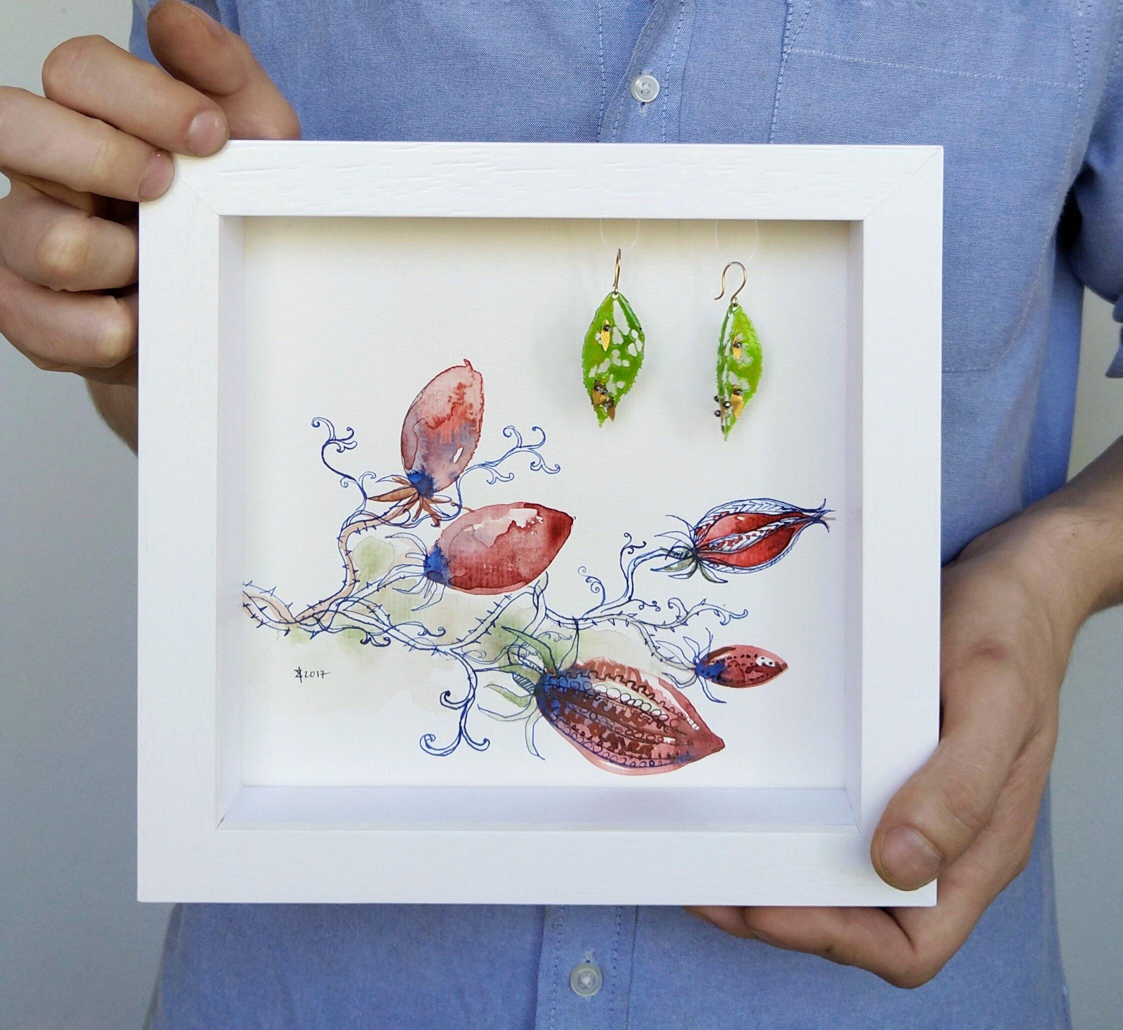Leaf Eaters.