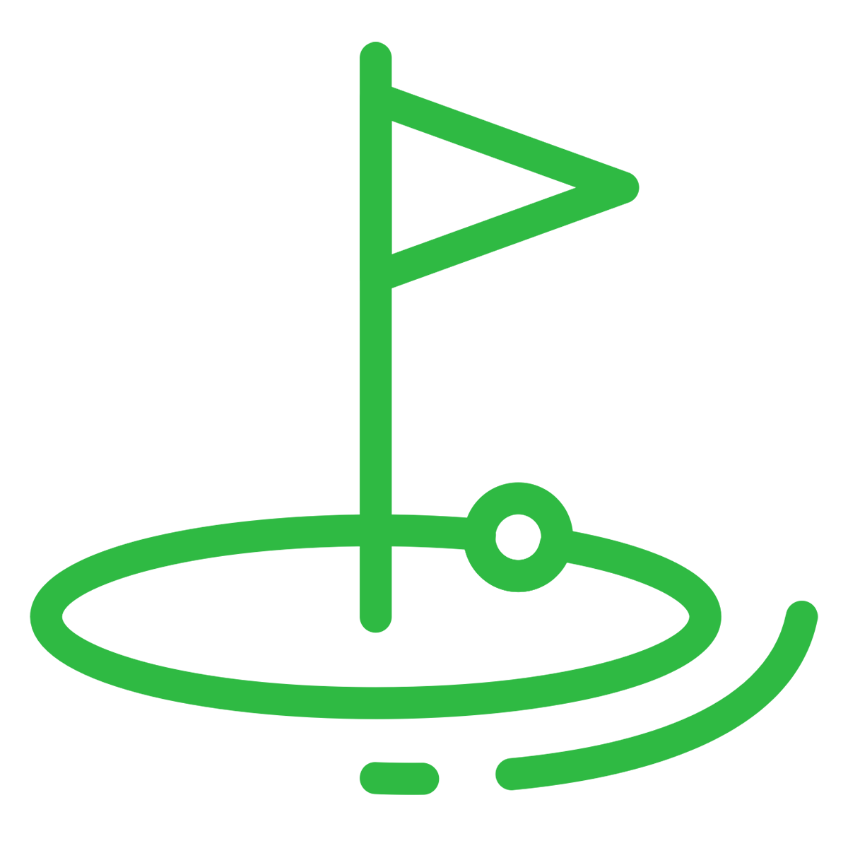 golf flag icon green.png