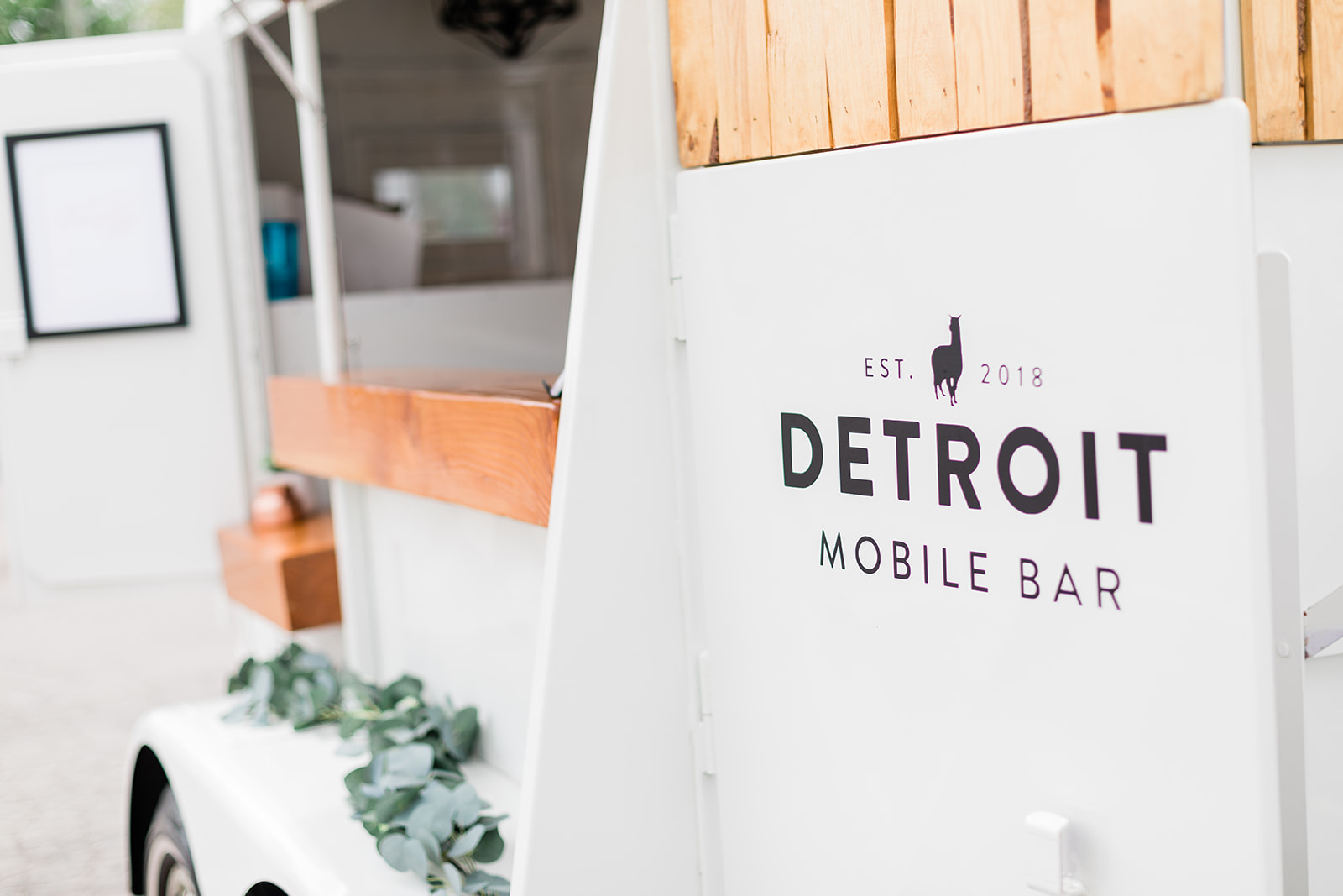 Detroit Mobile Bar at Tribe Detroit for Femology Event