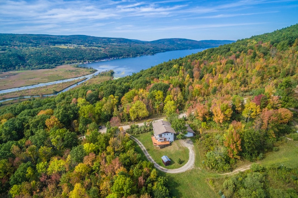 4755 South Hill Road - Middlesex, NY