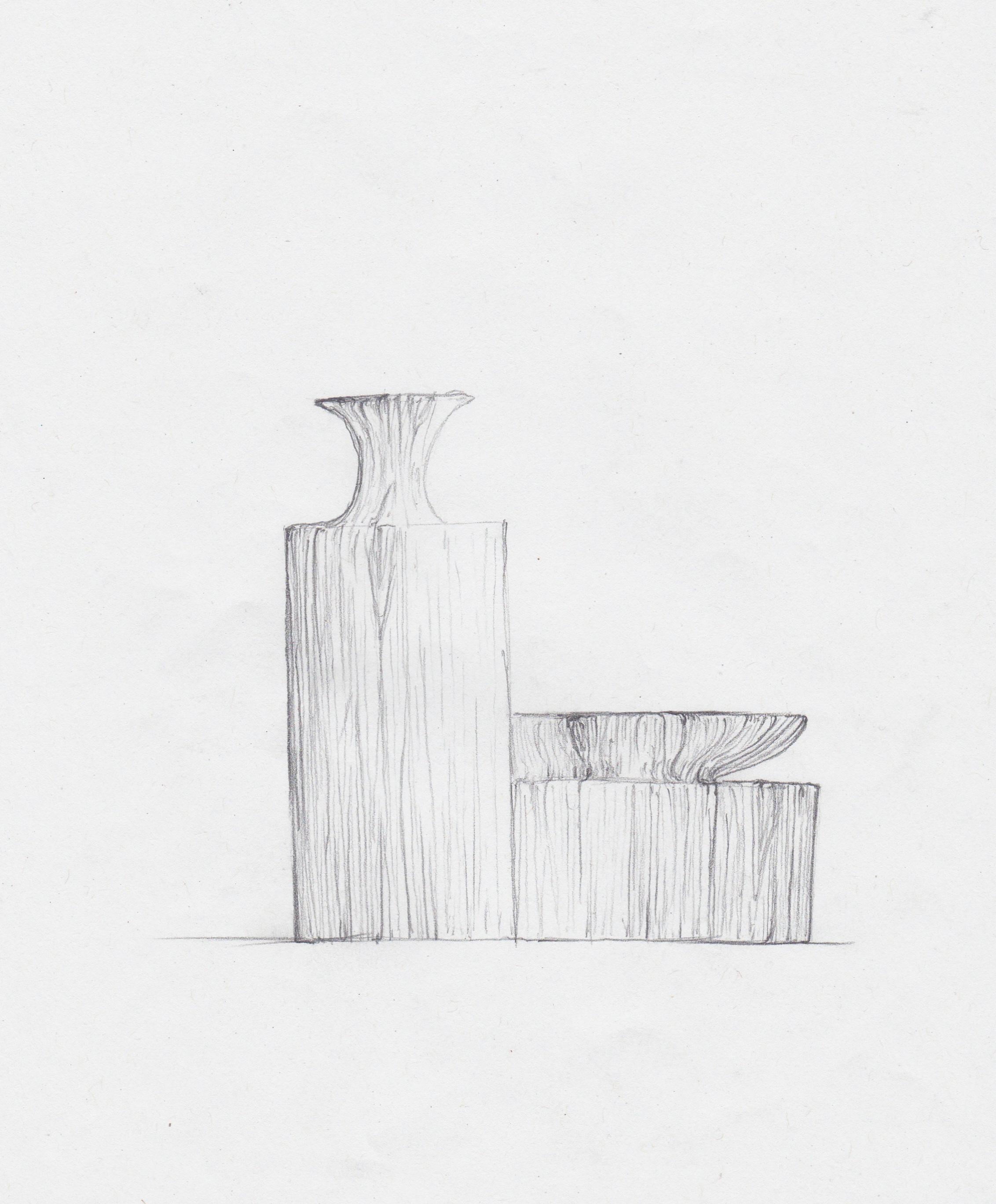 mathieu delacroix_tasso_bowls_drawing