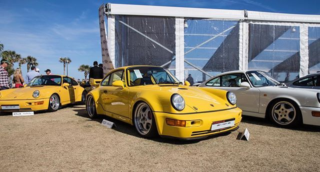 It won't be to long until we are back wondering around the @ritzcarltonameliaisland to see what @rmsothebys has for the auction.  #carspotting #porschehunters #pcartalk #auction #ritz #concoursdelegance #amelialisland