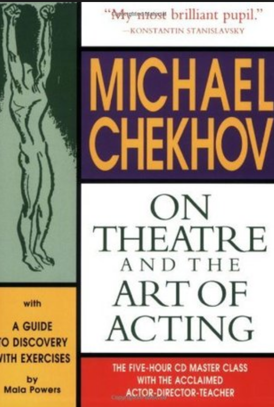 (Six hours of Master Classes on CD) Recorded by Michael Chekhov Applause Theater Books, New York ISBN# 1557831173