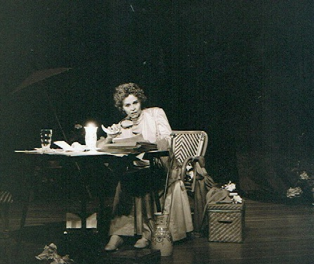 Memoir - By John Murrell, with Ted Pugh and Fern Sloan, directed by Lenard Petit