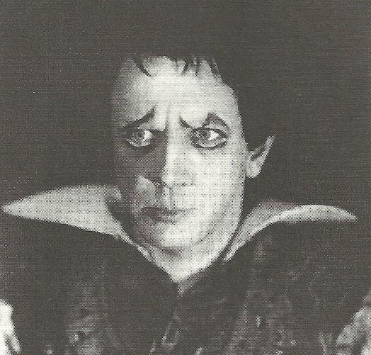 Michael Chekhov as Ivan the Terrible