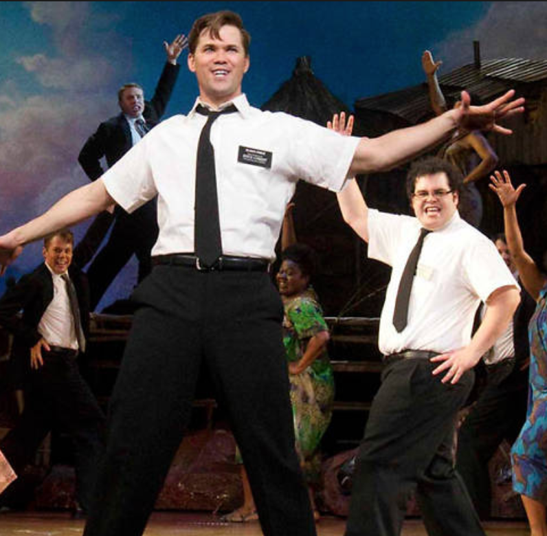 THE BOOK OF MORMON (AUS. TOUR)