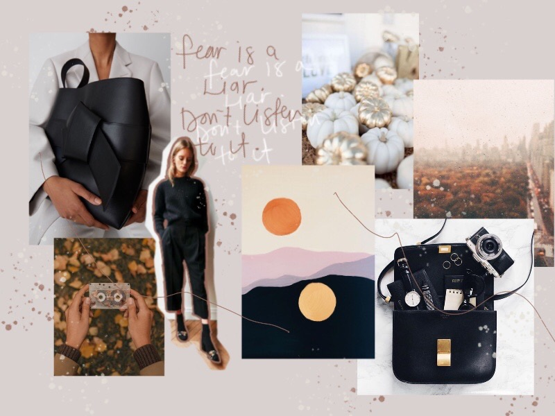 10/OCT. Inspirational MOOD Collection