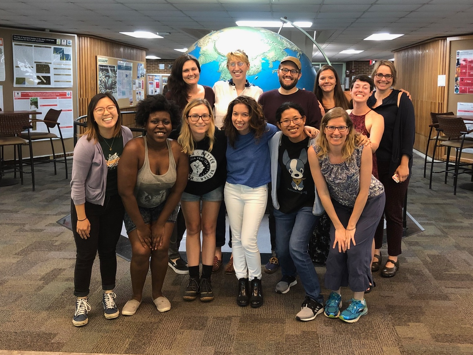 Athena Co-Learning Collective participants, Spring 2019