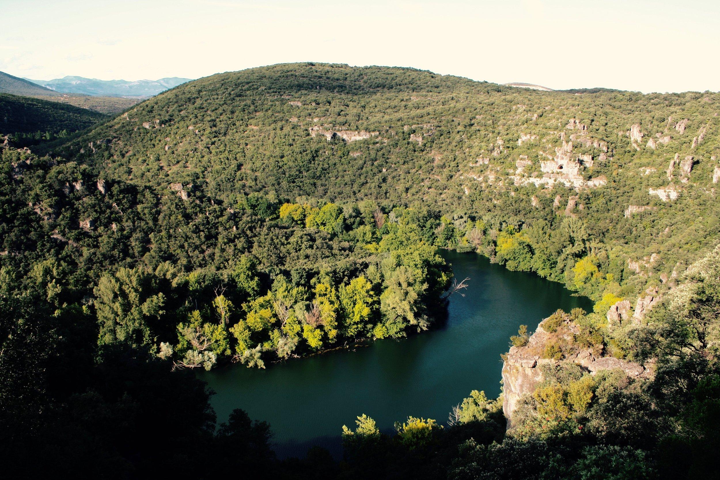BIKE TOUR 3 - The Hérault River and Medieval Villages