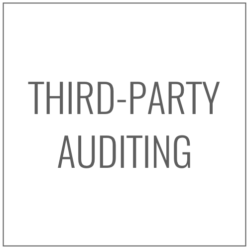 We work with state-approved auditors to complete a smooth auditing process, in the event this is required by the state after production.