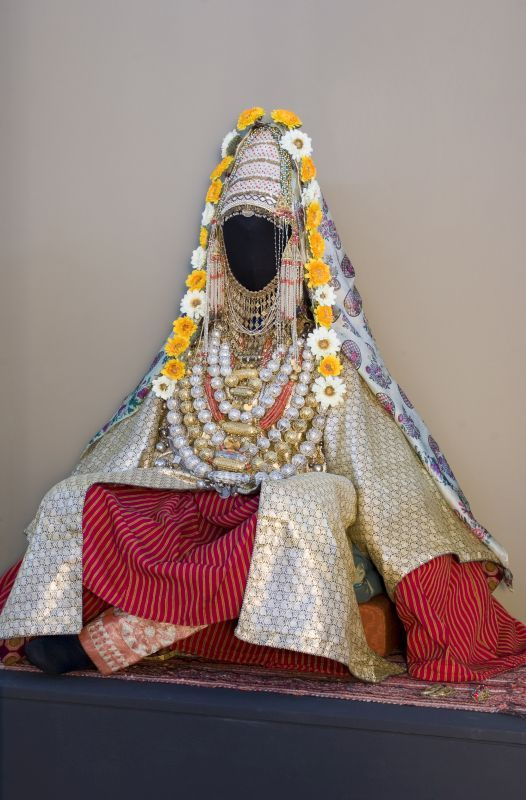 Jewish bride from Sana'a, Yemen