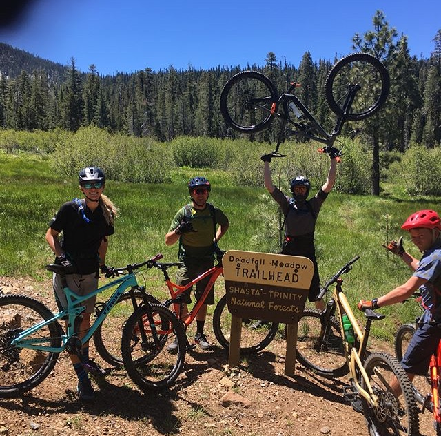 Sisson Callahan Trail - This a great high alpine mountain bike tour! Let us show you the crown jewel of Mount Shasta riding. We will stop at 3 mountain lakes, cross multiple streams, and get 5000 ft of yell out loud technical, flowy singletrack.Intermediate to Advanced riders….Lunch included…min of 6 riders. Cost 65.00 per person.Contact for details (530)340-2908