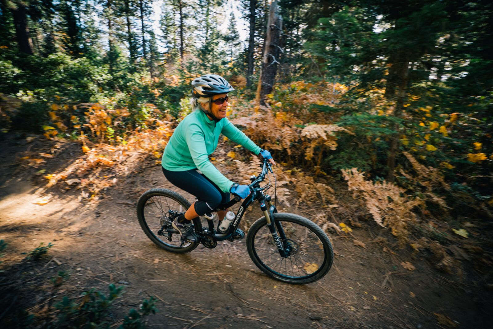 McCloud River Trail - This is an option for a more mellow mountain bike experience along one of the most beautiful rivers in Northern California. 100% singletrack which can include lunch, snacks, and swimming! Min 6 riders.  Call for costs and times.  (530)340-2908