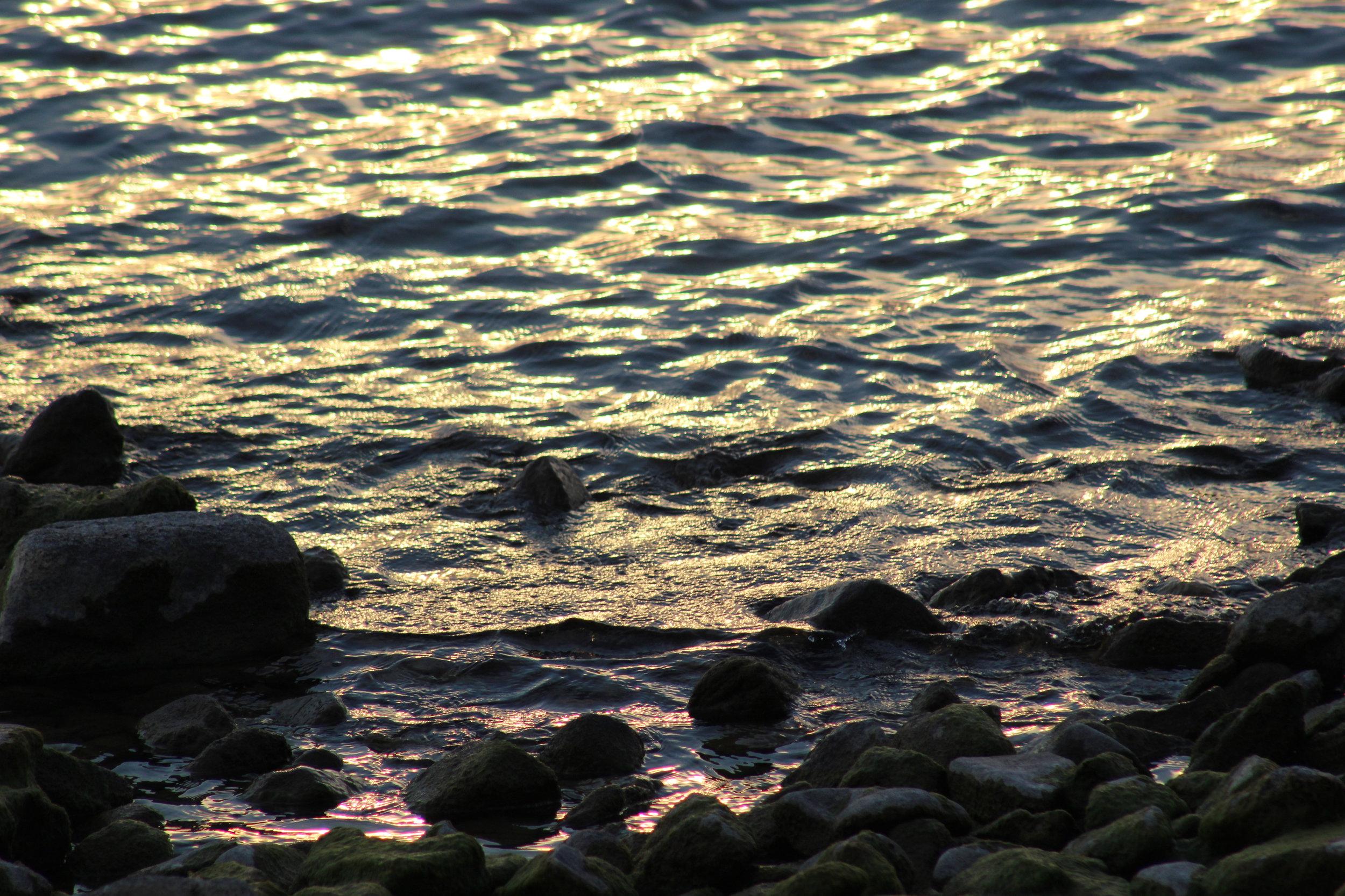 Lake Malawi Sunset Africa .jpg
