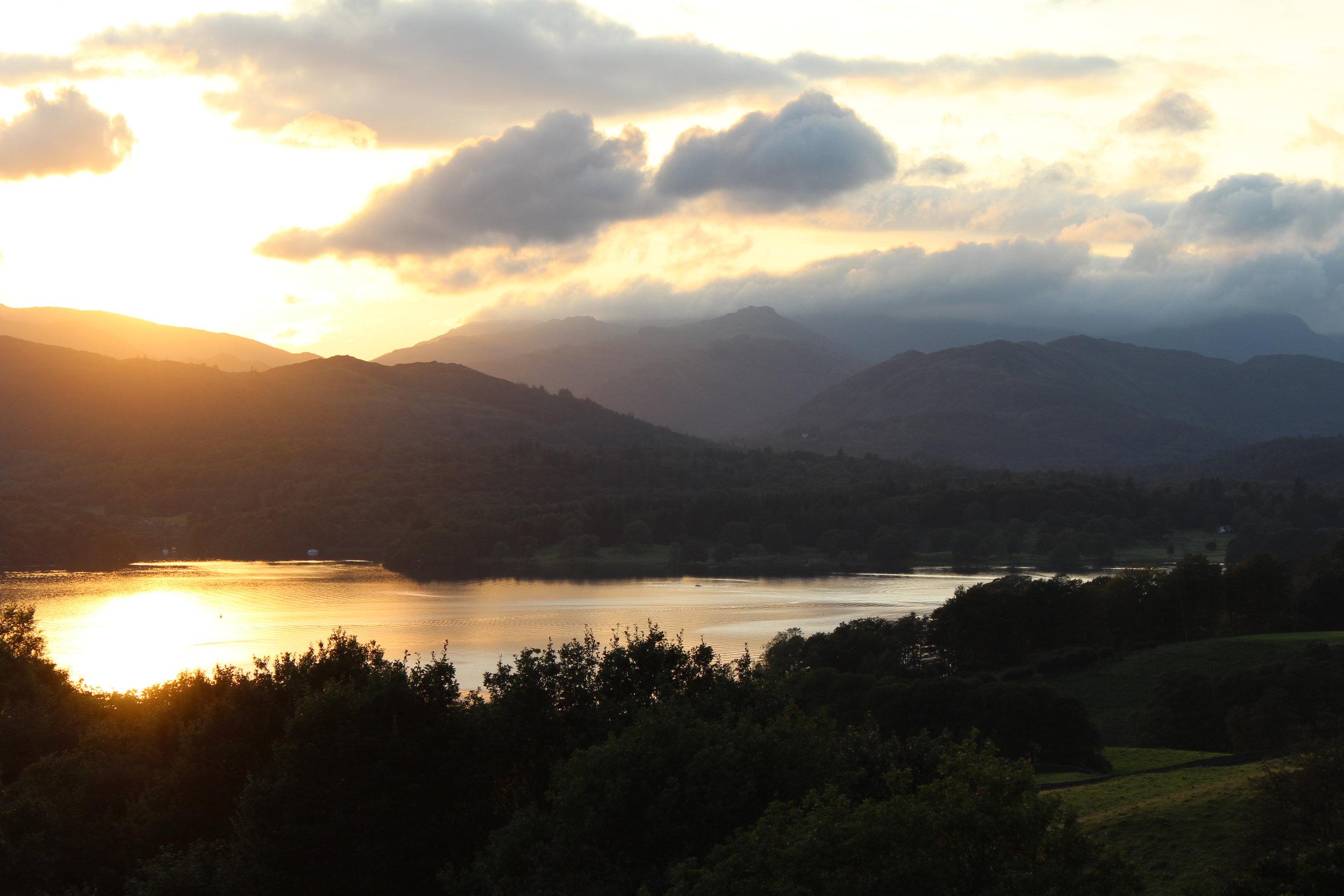 sunset lake district england.JPG