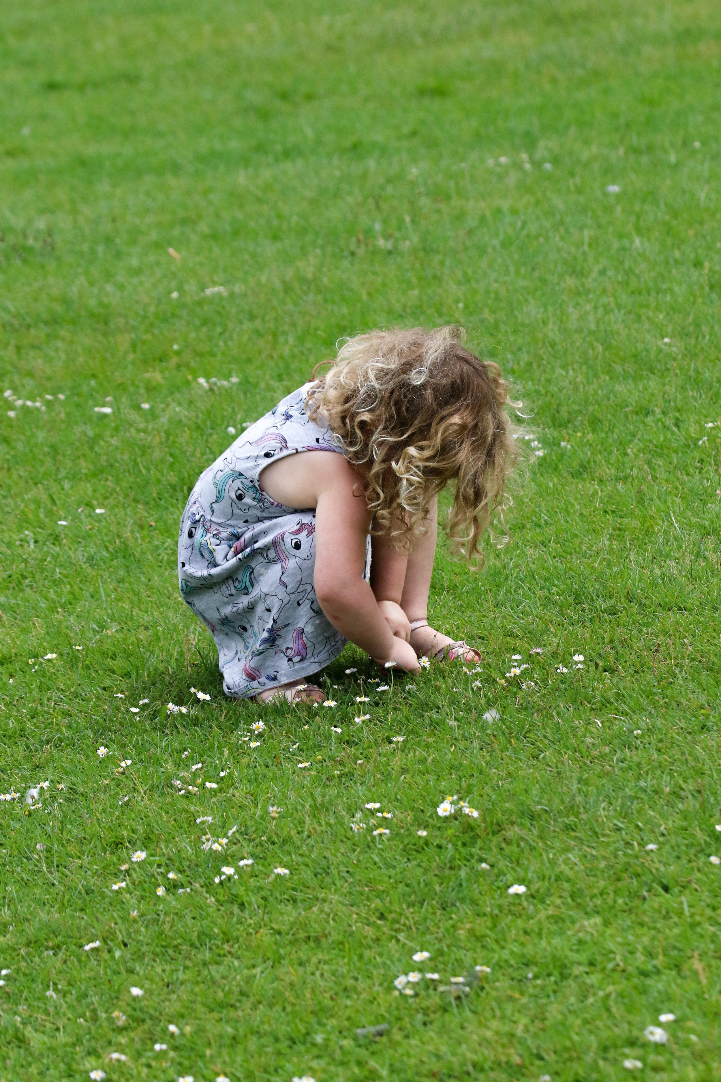 little girl picking grass london hyde park (1 of 1).jpg