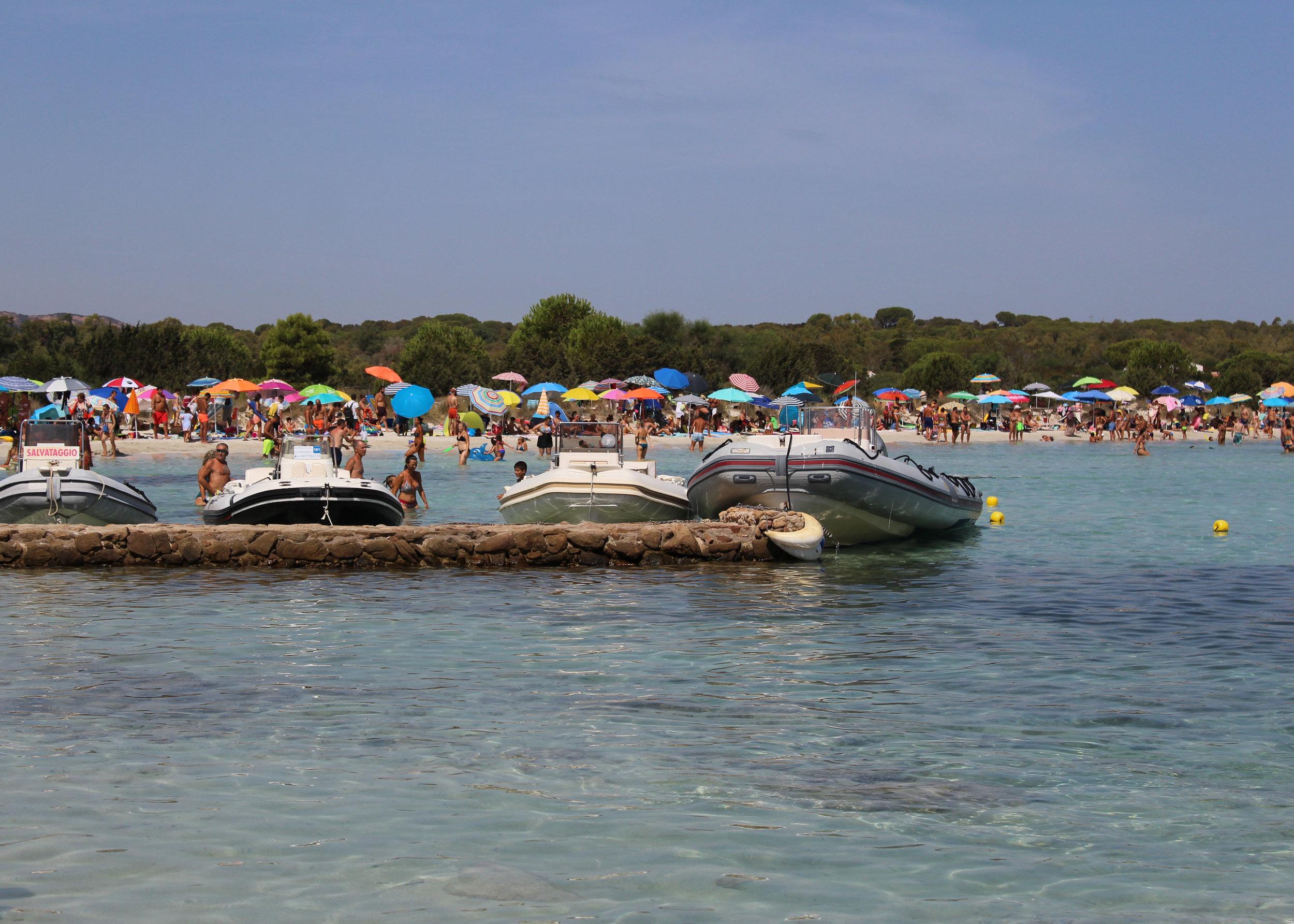 Sardinia ocean and boats  (1 of 1).jpg