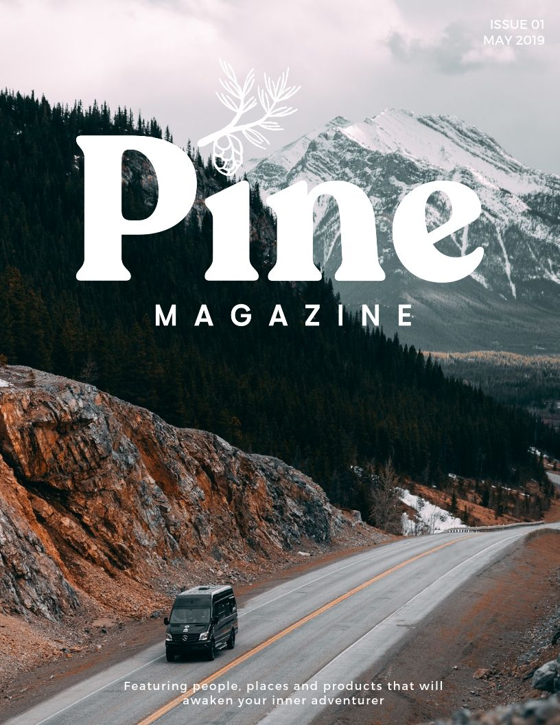 PINE Magazine Issue 01