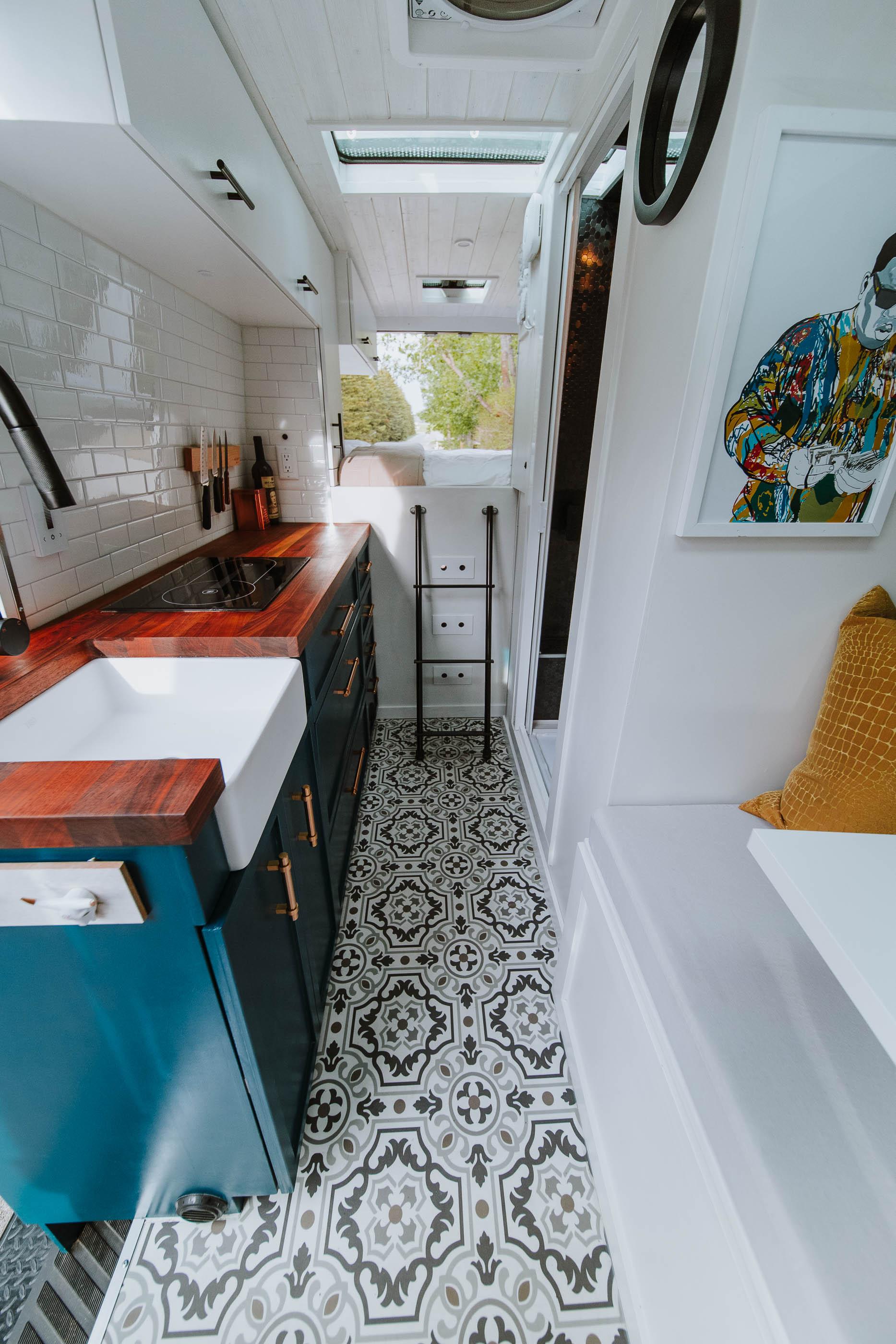 calgary_campervan_van_rental_kitchen
